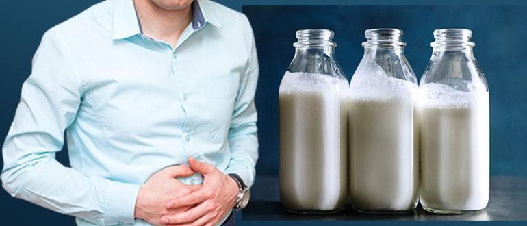 непереносимость молока для мужчин