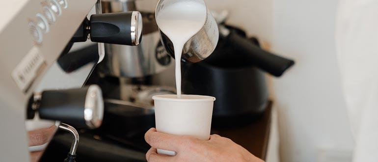 Вспениватели молока - чем лучше взбивать молочную пену