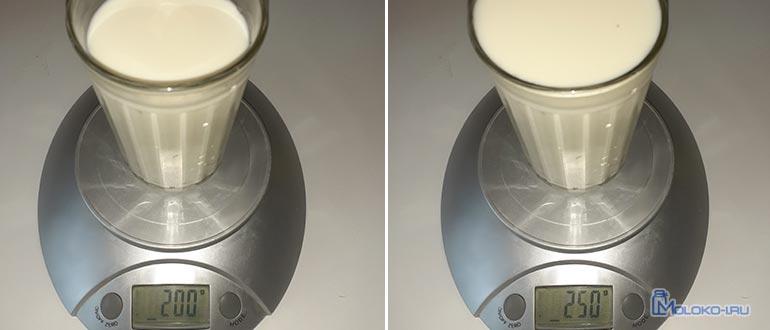 500-мл. это сколько молока